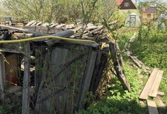 Демонтаж сарая в Старой Купавне