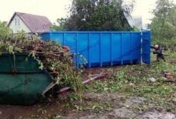 Демонтаж и расчистка в Серпухове