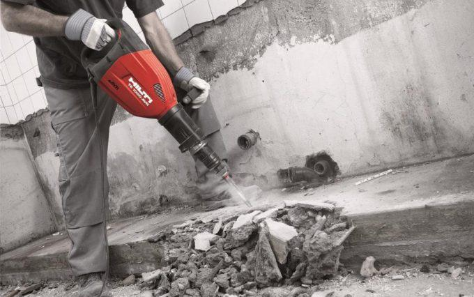 демонтаж бетонной стяжки в Москве недорого выгодно
