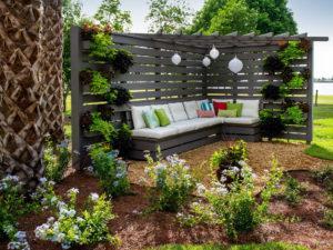 утопленный сад